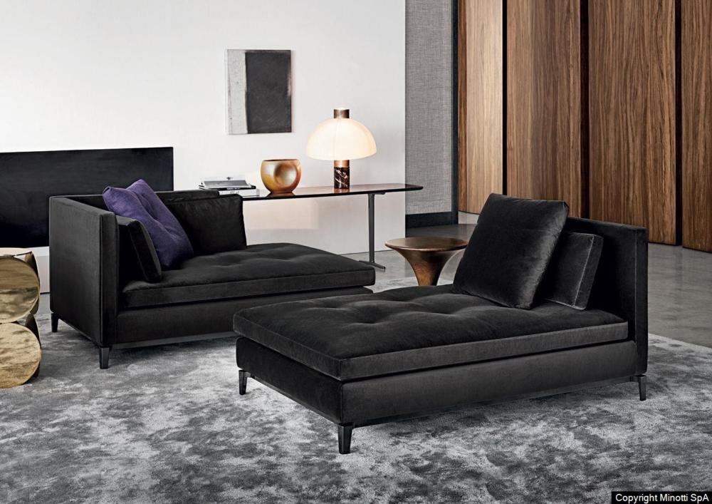 Minotti Andersen sofa