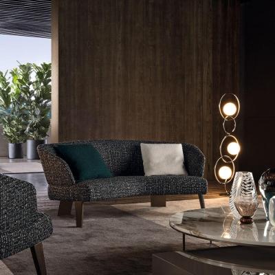 Minotti Reeves Lounge Sofa (semi-round)
