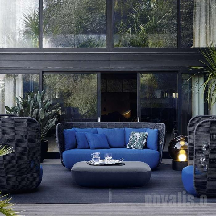 B&B Italia Bay sofa outdoor
