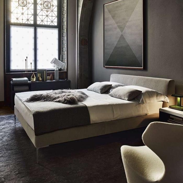 B&B Italia Chales bed