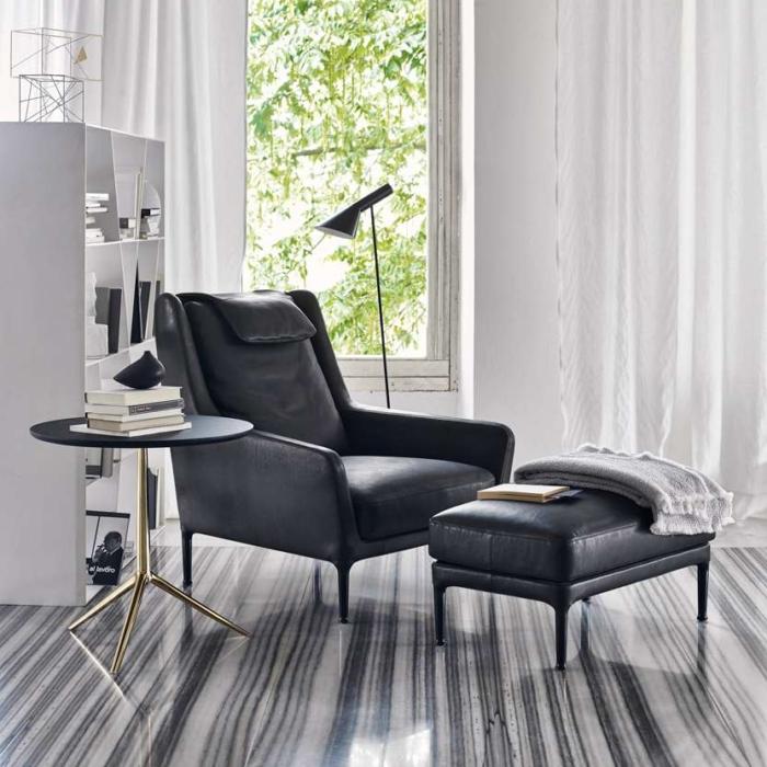 B&B Italia Edouard fauteuil