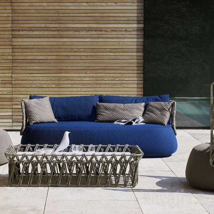 B&B Italia Fat-Sofa bank outdoor