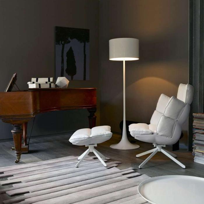 B&B Italia Husk fauteuil