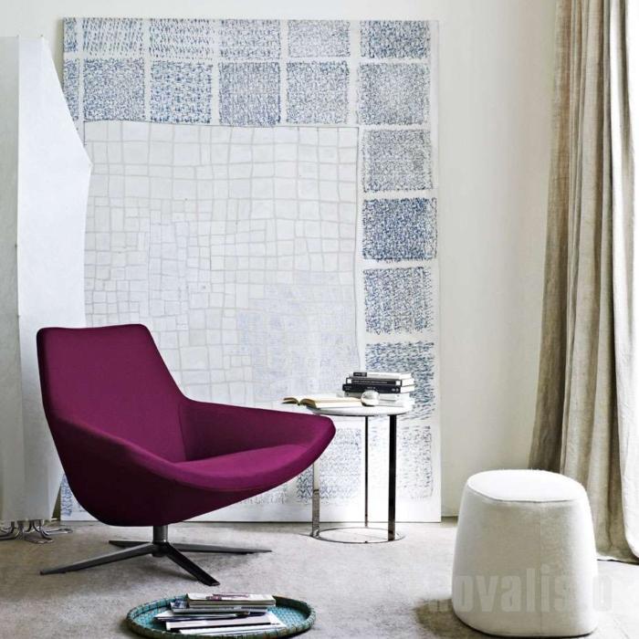 B&B Italia Metropolitan fauteuil