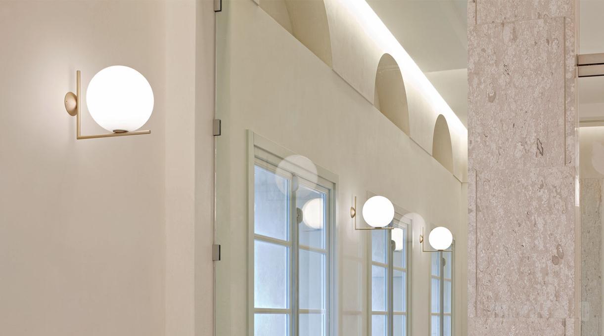 Flos Ic Lights Ceiling Wall 1 Novalis O