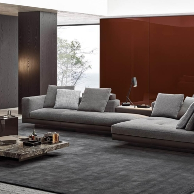 Minotti Connery design sofa
